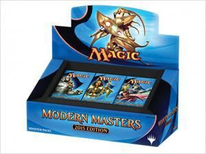 Mtg 2015 Modern Masters Box   Collector Store