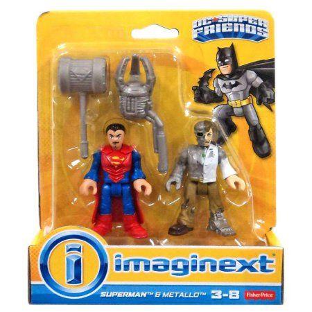 Comics The Superman Evil Batman Hulk Action Figure Combine Toys Collection
