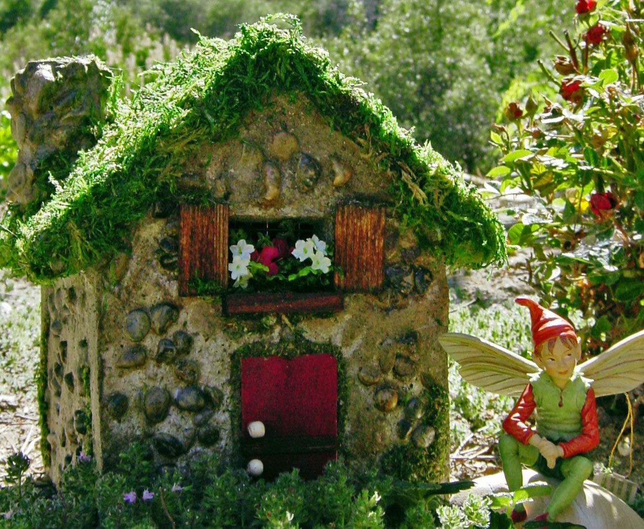 17 Best 1000 images about Seres mgicos on Pinterest Miniature fairy