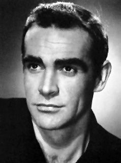 The only James Bond worth mentioning - one of my scottish loves, Mr. Sean Connery!