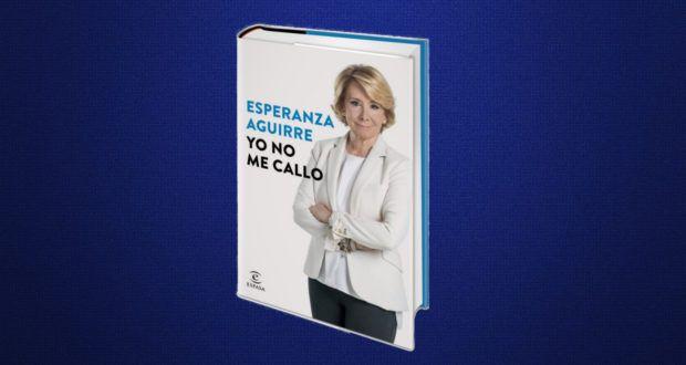 """Esperanza Aguirre """"no se calla"""" en los medios de comunicación – Grupo Municipal PP Ayuntamiento de Madrid"""