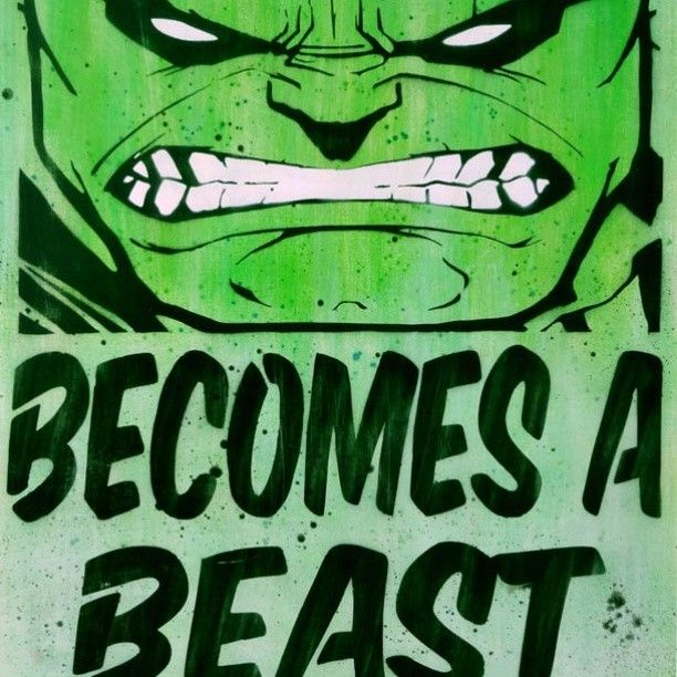 #hulk #hulksmash #brucebanner #rage #anger #beast #marvelcomics #marvelultimates #marvelmovies #marvelnow