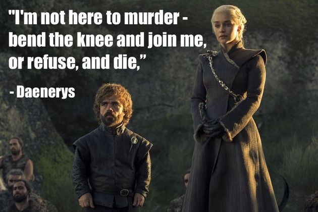 Best Game Of Thrones Season 7 Quotes Episode 5 Eastwatch Episode 5 Best Games Season 7