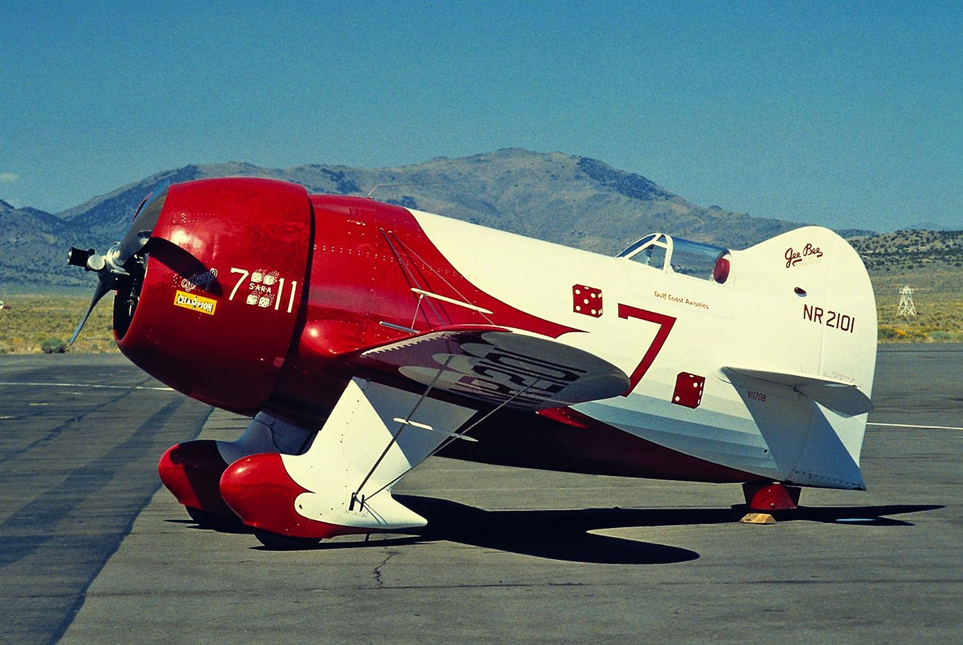 Gee Bee Model R | Nice Rides | Experimental aircraft, Airplane, Aircraft