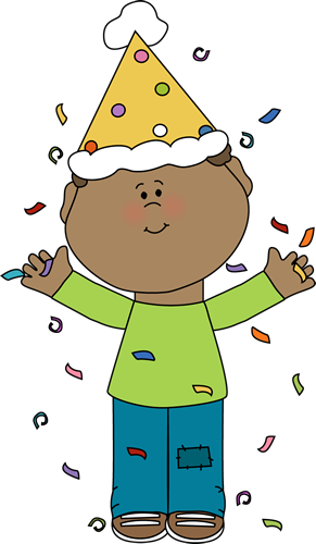 birthday boy with confetti clip art birthday boy with confetti rh pinterest co uk 1st birthday boy clipart birthday boy clipart images