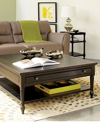 Sag Harbor Table Collection Coffee Console Amp End Tables