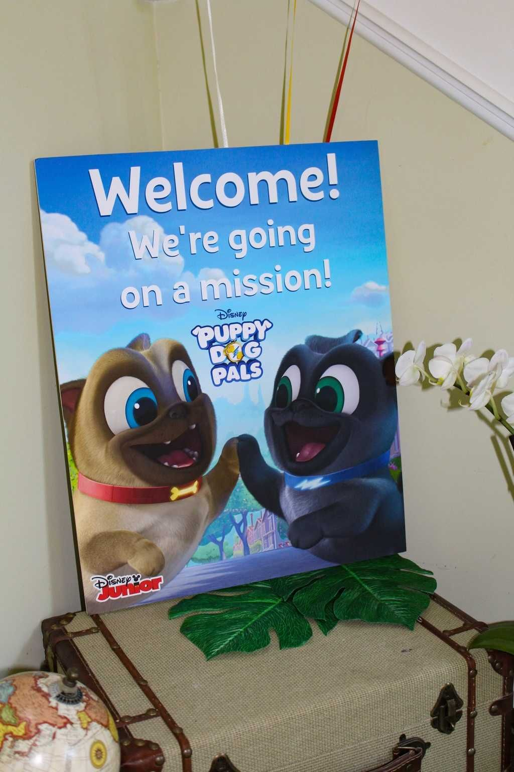 5 Puppy Dog Pals Birthday Party Ideas By Disney Junior Disney