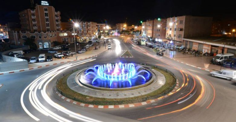 مدينة العيون عاصمة الصحراء المغربية وأيقونة رعاية المملكة لجغرافيتها الممتدة Tourism Baseball Field Field