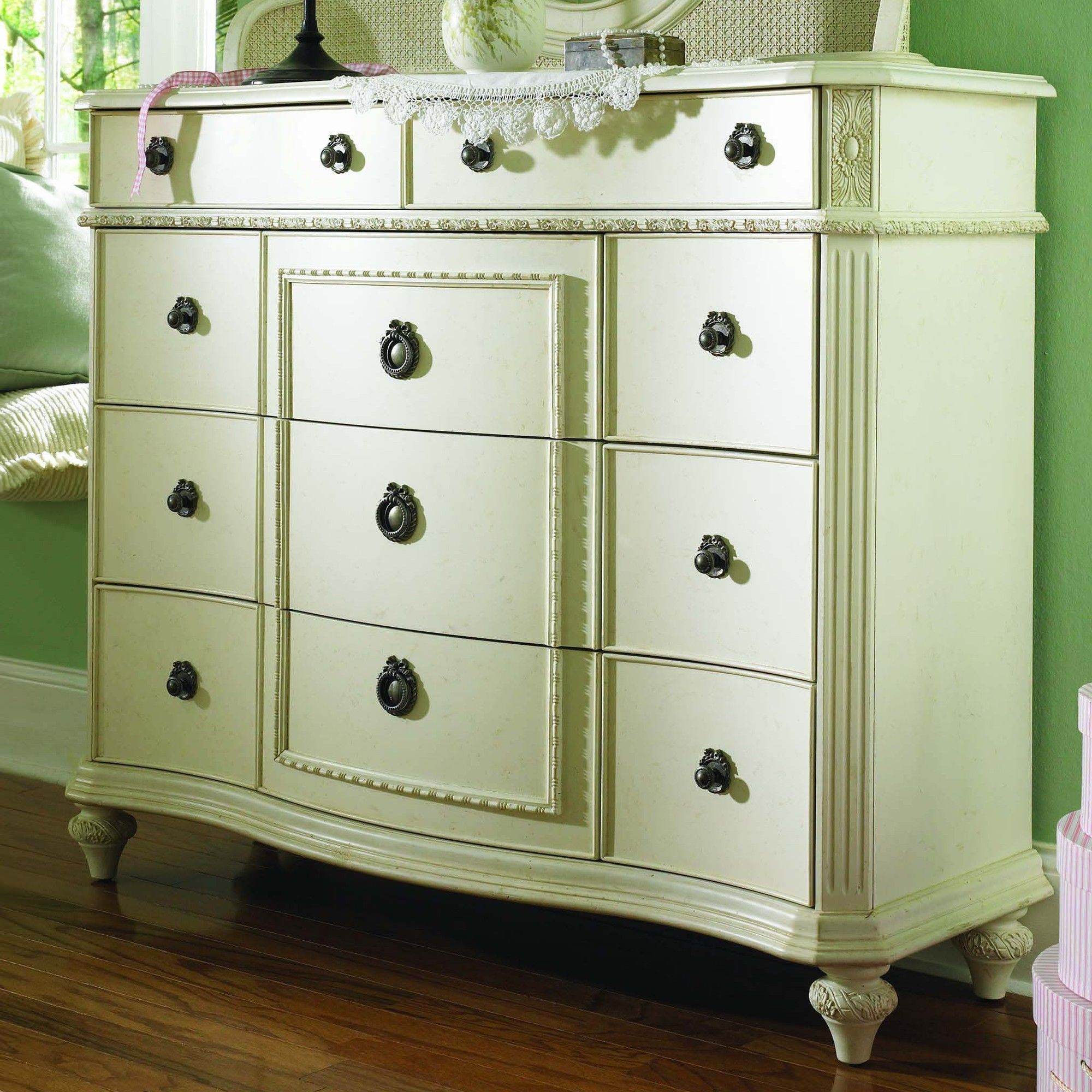 Best Lea Emma S Treasures Bureau Dresser Wayfair Furniture 400 x 300