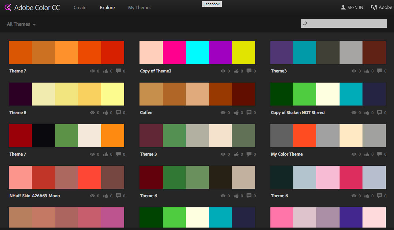 adobe color scheme generator