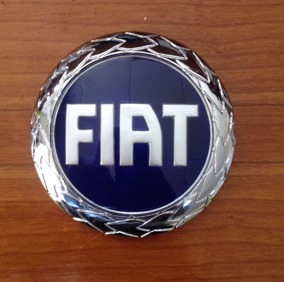 95 mm fiat doblo grande punto panda stilo front grille badge emblem logo fiat doblo fiat and. Black Bedroom Furniture Sets. Home Design Ideas