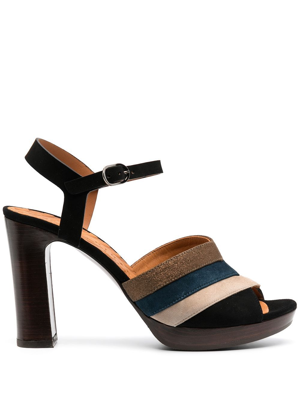 Details about  /Women/'s Summer Open Toe Block Heel Sandals Ladies Ankle Strap Party Shoes Size