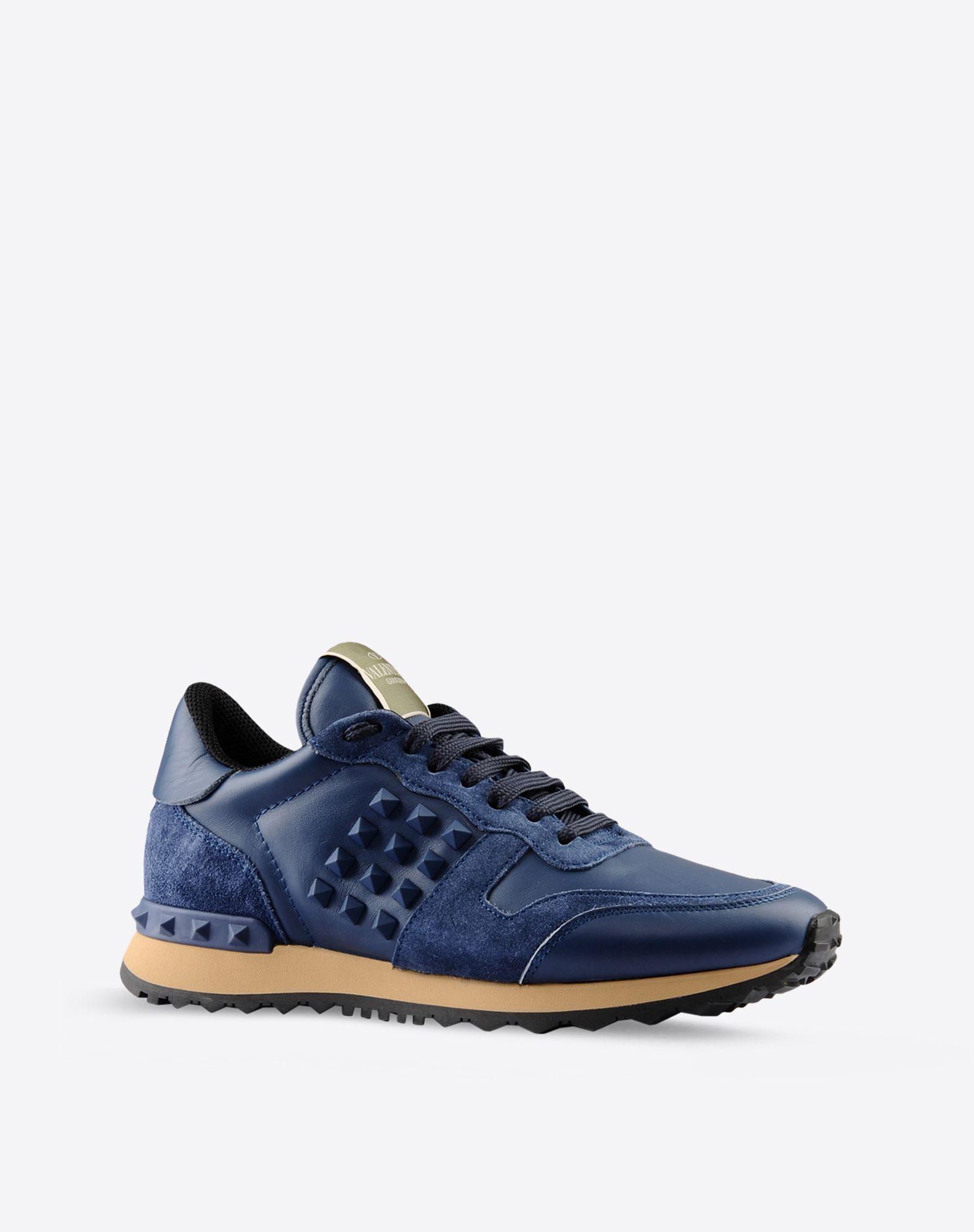 08609b176c21 Valentino Women Rockstud Sneaker