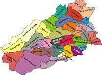 Resultado de imagen para political map of state punjab before 1947