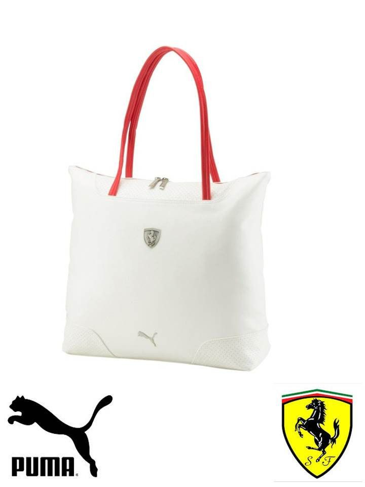 53a99e6fb8 Puma Ferrari LS Shopper Bag (071596-03) – Universal Store London ...