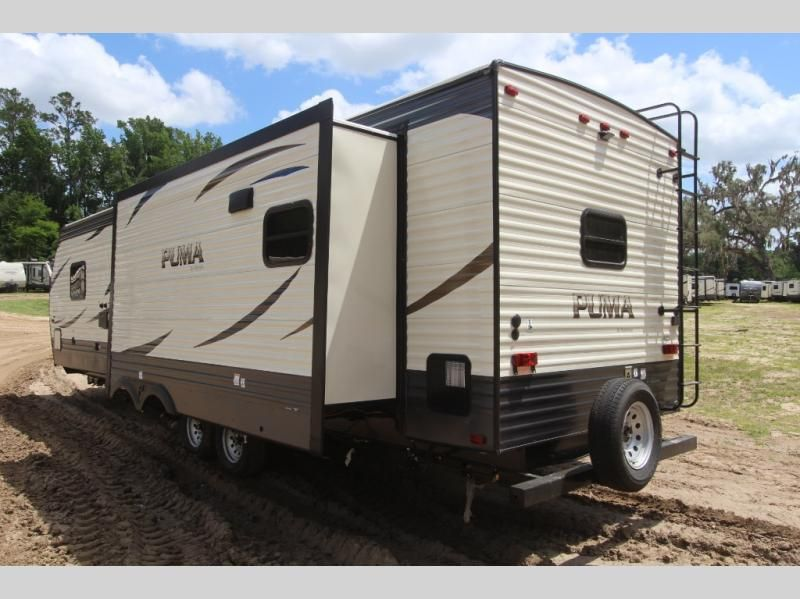 New 2020 Palomino Puma 31rkss Travel Trailer At Optimum Rv Ocala