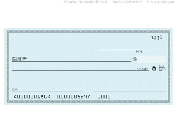 graphic about Printable Business Checks named Fill this out. Its a cheque towards the wealthy universe