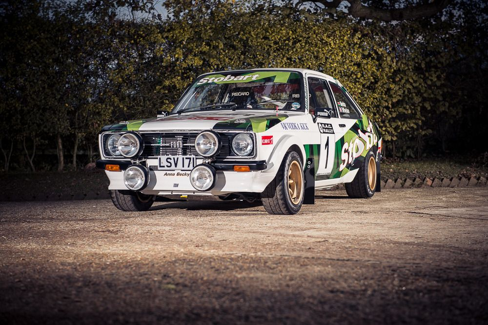 Ford Escort Mk2 RS1800 | Automotive Inspiration | Pinterest | Ford ...