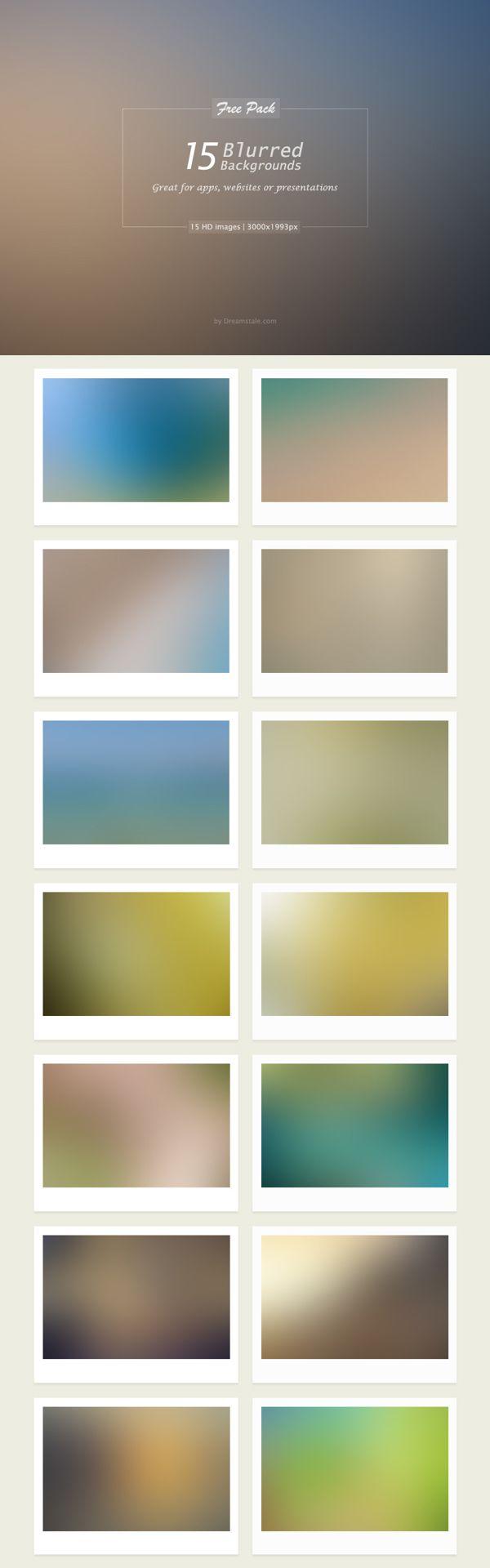 15 hd free blurred backgrounds web design pinterest web design