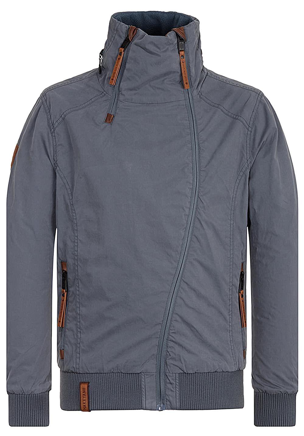 NAKETANO Zechenkind Jacket for Men Grey | Jackets, Mens