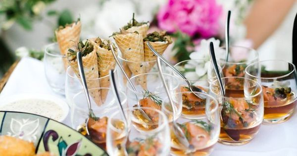 Wedding reception appetizer ideas | Wedding: Reception Ideas ...