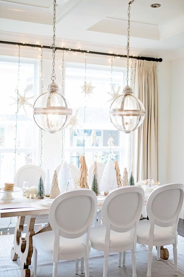 A lovely holiday table