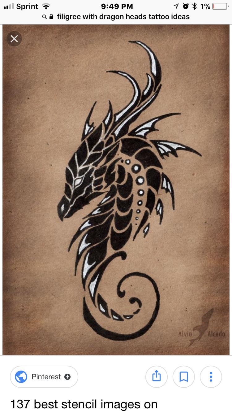 Pin by Luke Willey on Screenshots | Dragon tattoo designs
