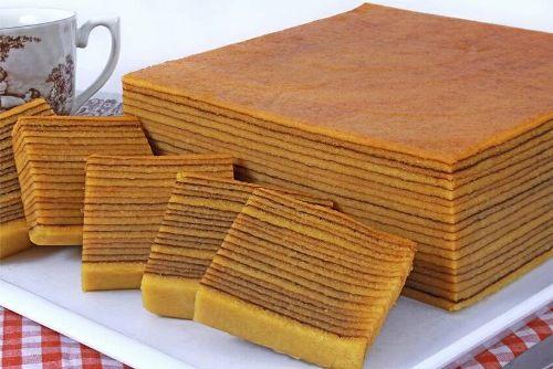 Resep Dan Cara Membuat Kue Lapis Legit Enak Kue Lapis Resep Kue Kue