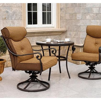 magnificent better homes and gardens englewood heights. Walmart  Better Homes and Gardens Mika Ridge Outdoor Bistro Set Seats 2 Replacement Cushions For the Home
