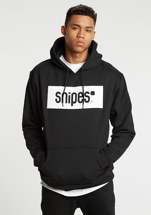 Kleidung Black Sweatshirt Logo Snipes Box Pinterest Hooded ZqHxzTp
