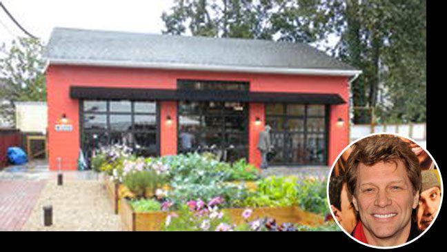 celebrity-owned #restaurants : Bon Jovi - \