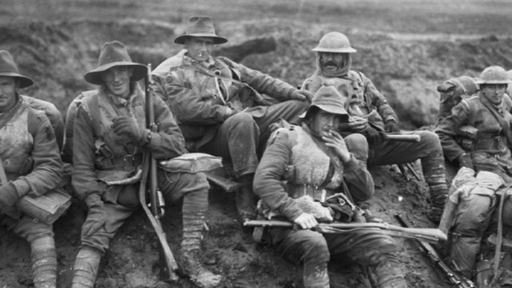 WWI photos donated to war memorial - ABC News (Australian
