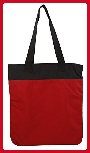 Basic Poly Tote Bag - Top handle bags ( Amazon Partner-Link)   Top ... e6f759a97c