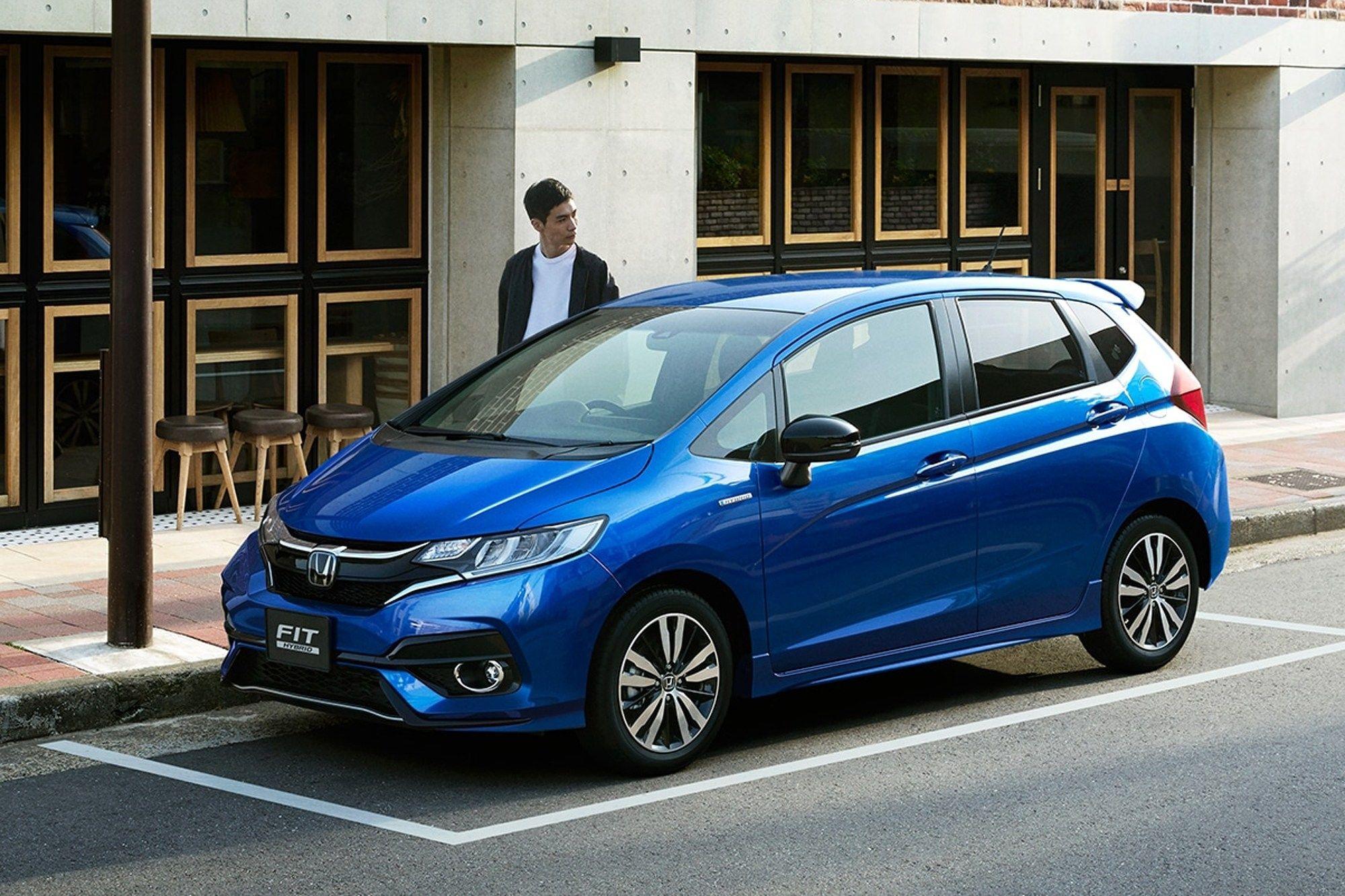 Nouveau Honda Jazz 2020 Release Date Honda Jazz Honda Dream Cars