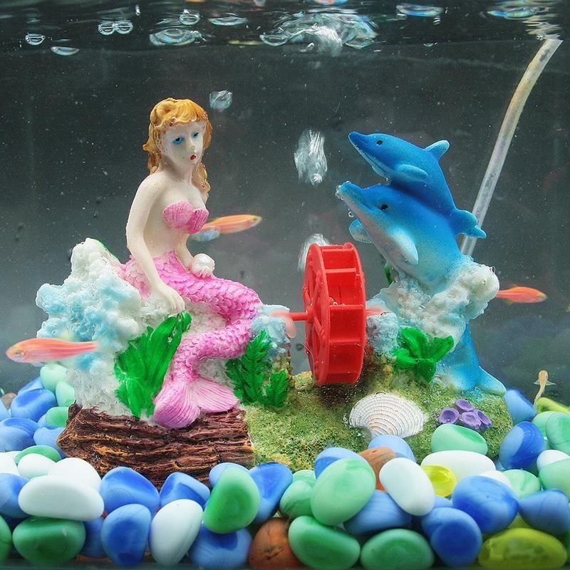 Cheap Aquarium Ornaments Mermaid Buy Quality Aquarium Ornaments Directly From China Fish Aquarium Ornaments Aquarium Fish Tank