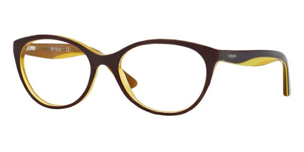 b0717e8c616f88 Vogue Eyewear VO2962 Rainbow 2287 Eyeglasses   Products   Pinterest