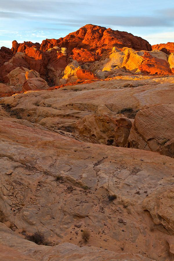 ✮ Fire Canyon - Valley Of Fire State Park - Overton, Nevada