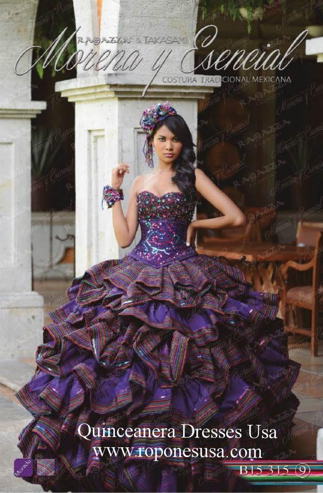 50f40446a4 Vestido de quinceañera