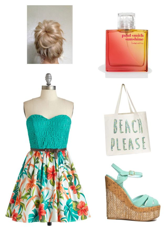Summer by spearmeg on Polyvore featuring polyvore, fashion, style, Qupid, Paul Smith and clothing