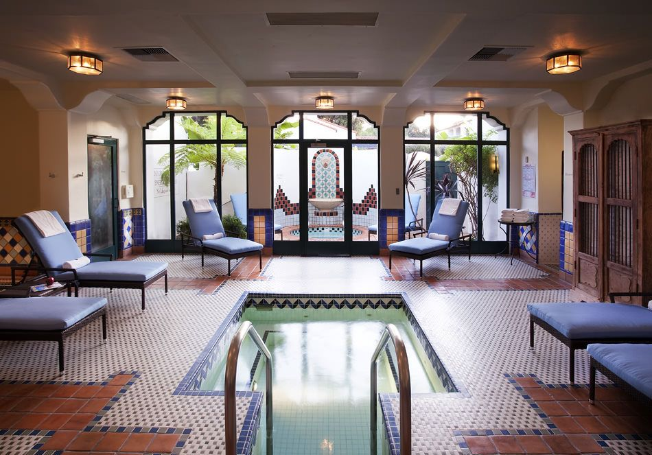 Luxury Hotels Ojai Valley Inn Spa: On A List For BEST SPA In America. Star Treatment