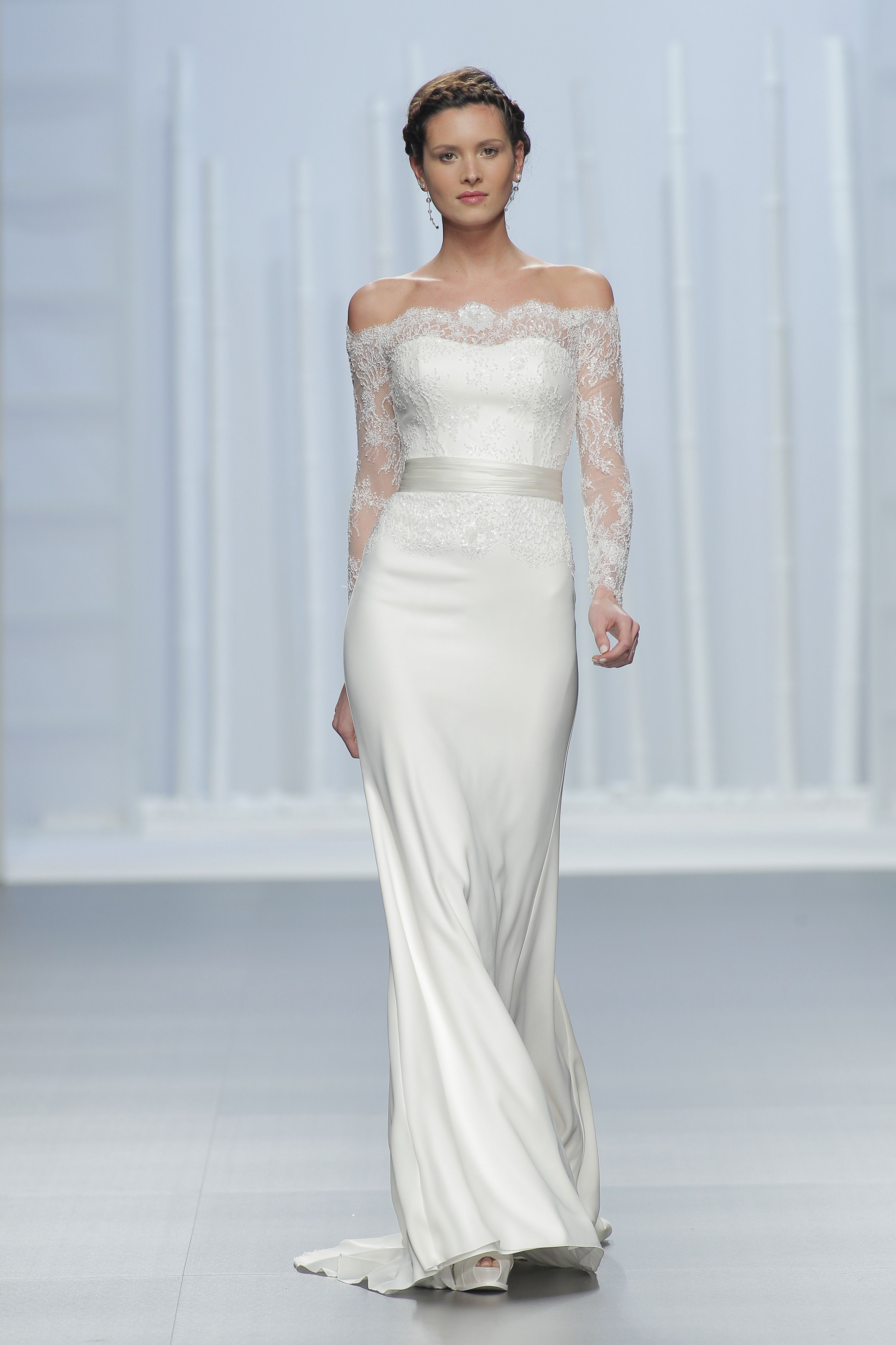 Nice Vestido Novia Griego Elaboration - All Wedding Dresses ...