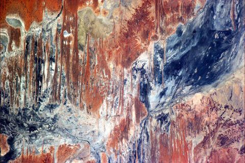 Stunning Photographs of Earth Tweeted From Space. By Chris_Hadfield_Photography