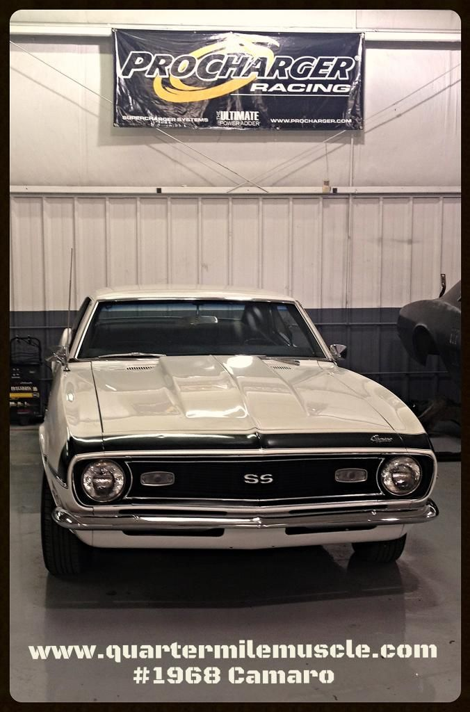 1968 Camaro Project by Quarter Mile Muscle Inc. Contact us with your ...