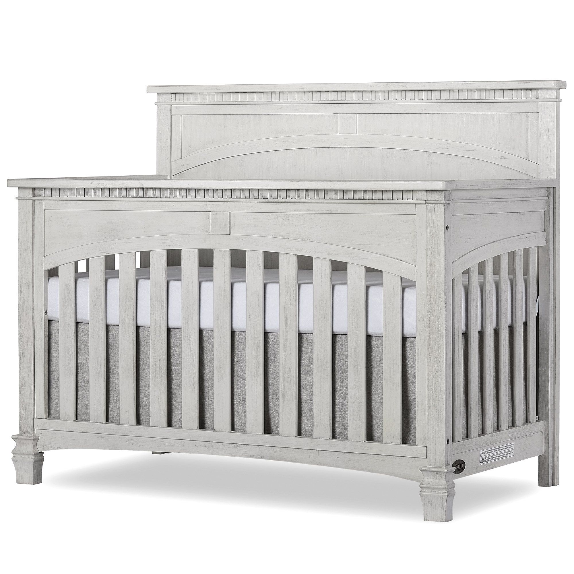 baby s sleigh a crib bella in convertible cribs raw dream me on
