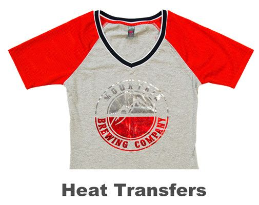 Heat Transfers Tee Shirt from NYFifth