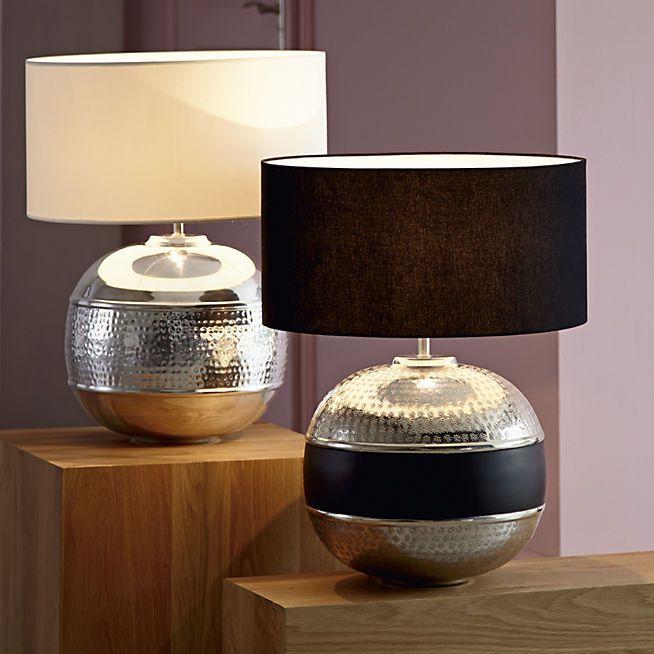 Abat Jour Lampe Home Aluchromeh56cmLuminaires Mahara Avec J53T1cluFK