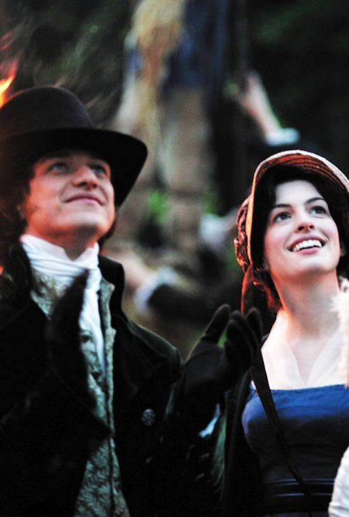 James Mcavoy Mr Tom Lefroy Anne Hathaway Jane Austen