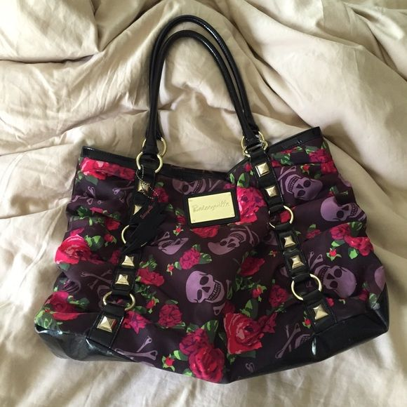 c9d83f83a2e Spotted while shopping on Poshmark  Betsey Johnson bag!  poshmark  fashion   shopping  style  Betsey Johnson  Handbags