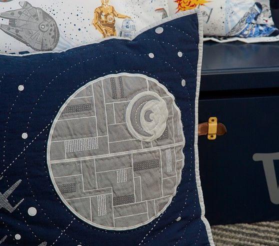 Star Wars Millennium Falcon Quilt Pottery Barn Kids