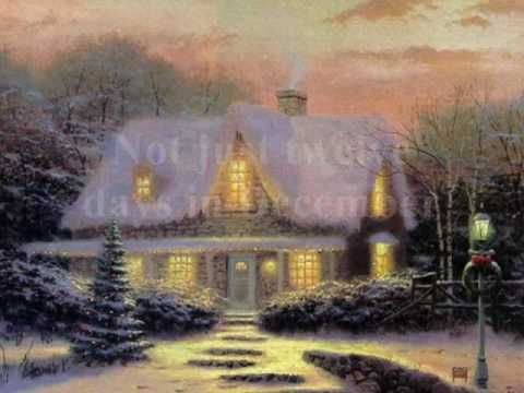 """""""The Magic of Christmas Day""""- Celine Dion 